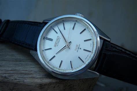 Jam Tangan King Seiko jam tangan kuno king seiko automatic hi beat cal 5621