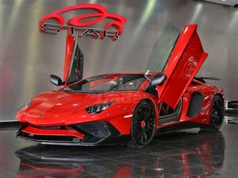 Second Lamborghini For Sale Two Lamborghini Aventador Lp750 4 Svs For Sale In Dubai
