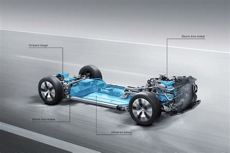 mercedes announces all electric car and in hybrid
