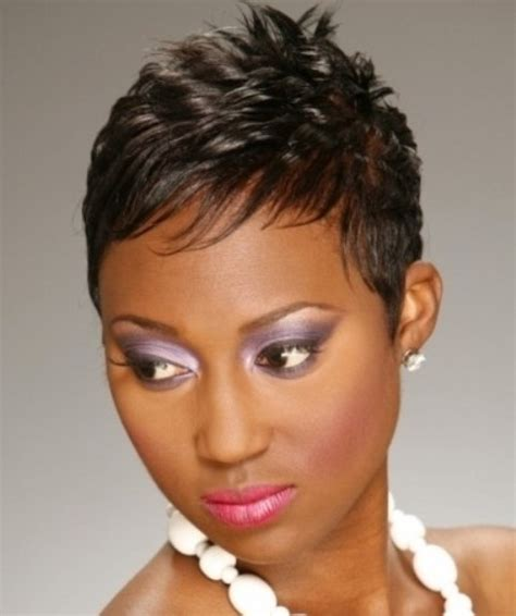 african american short hair do short hairstyles for round faces circletrest