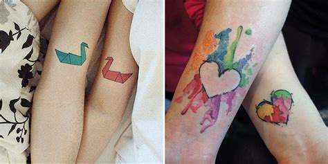 unique matching tattoos tattoo collections