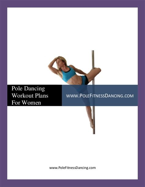 pole workout plans for