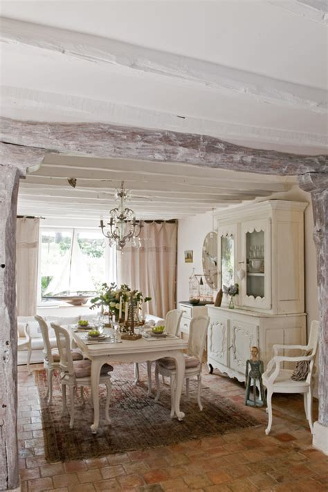 french country cottage charming home  town
