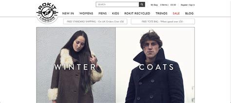 best clothing websites 20 best clothing websites exles themecot