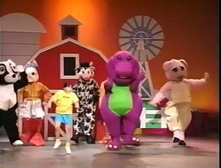barney backyard gang concert barney s 1 2 3 4 seasons video dailymotion