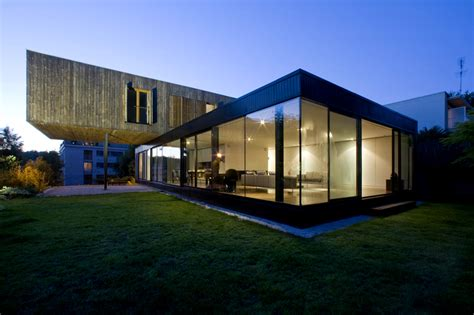 home architecture design modern r house modern home design in france by colboc franzen