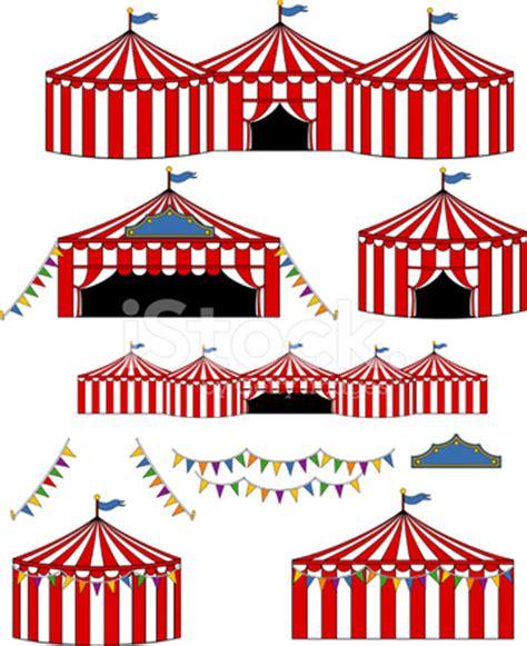 big top circus/carnival tents stock vector freeimages.com