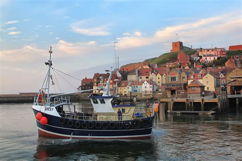 the boat house whitby commercial whelk fishing out of whitby real whitby