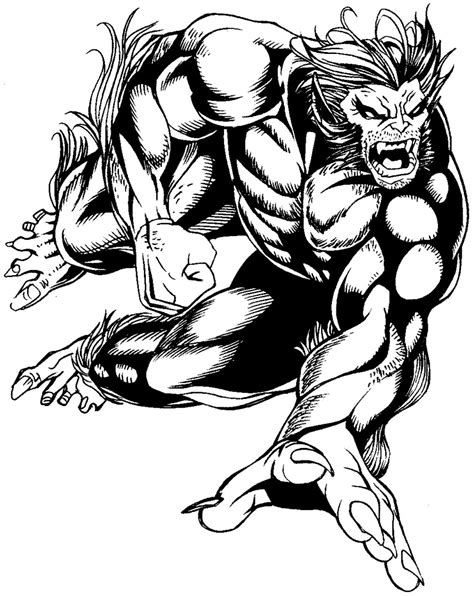 Drawing X On by How To Draw Beast From Marvel S Team