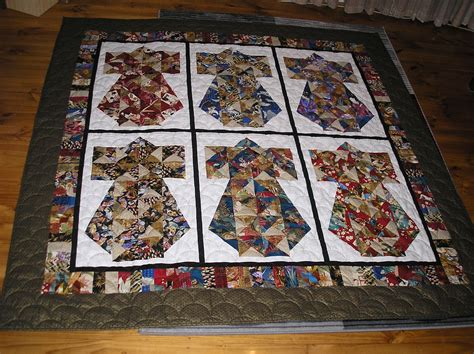 Free Japanese Quilt Patterns by Kimono Quilt Pattern