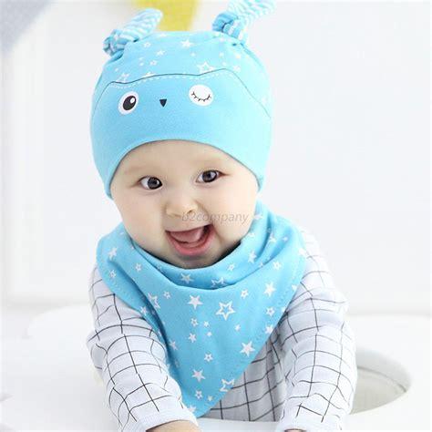 Baby Boy L by Baby Boy Hat Cap Saliva Towel Triangle