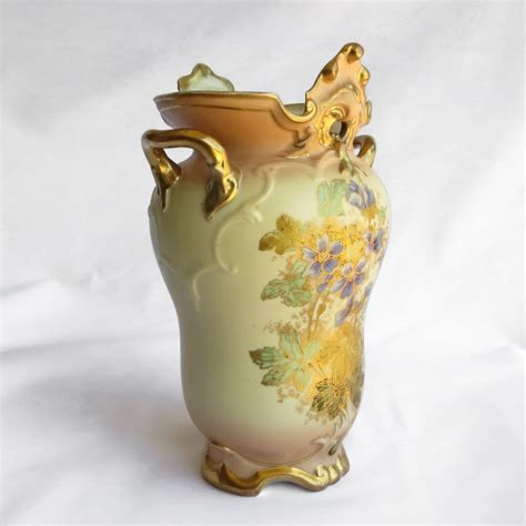 Austrian Vases Antique by Magnificent Antique Austrian Porcelain Vase From The Vault