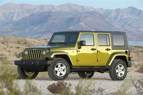 used review: 2008 jeep wrangler unlimited the truth