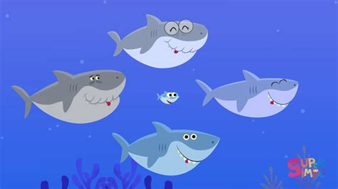 baby shark music baby shark kids songs super simple songs youtube
