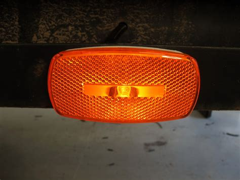 trailer marker lights compare clearance light vs trailer clearance etrailer com
