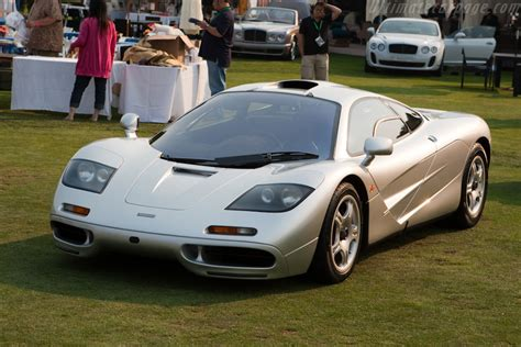 Mclaren F1 2009 by Mclaren F1 Chassis 068 2009 The Quail A Motorsports