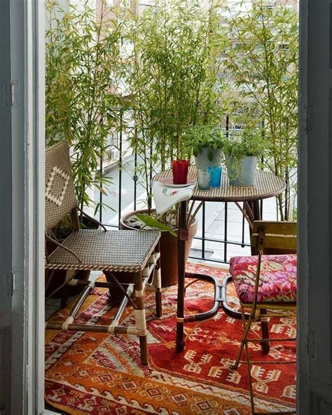 home decor funky design 24 colorful boho chic balcony d 233 cor ideas digsdigs