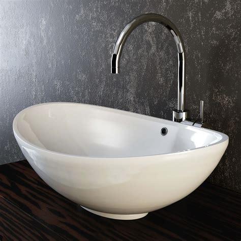 waschtisch waschbecken vilstein 169 keramik waschbecken aufsatzwaschbecken