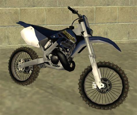 gta modding.com download area » gta san andreas » bikes
