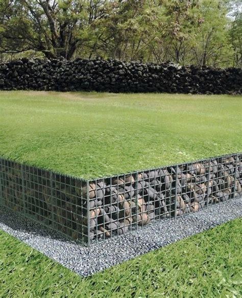 Garden Wall New Zealand Gabion Retaining Wall Ideas Yahoo Image Search Results