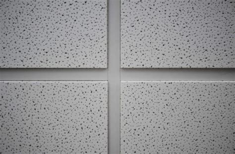 acoustical ceiling tile painting installation and