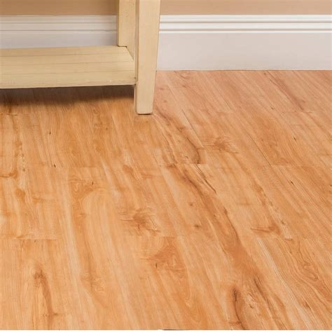 vinyl plank flooring self adhesive peel and stick oak wood
