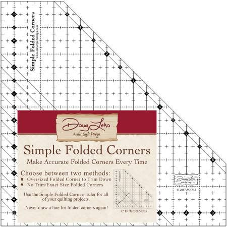 pattern paper cape town simple folded corners ruler by leko doug