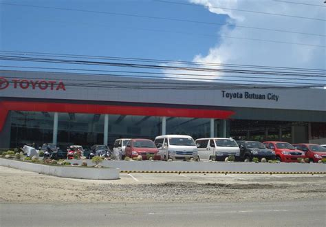 largest toyota toyota butuan city opened its largest dealership in