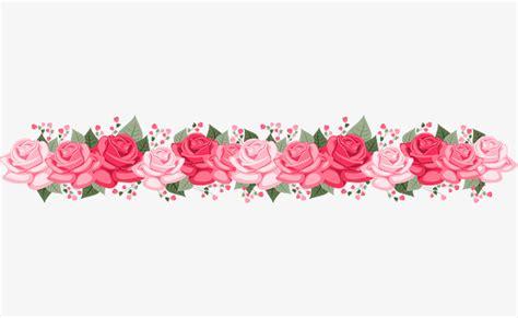 download tema line android vintage flower romantic pink roses dividing line romantic valentine s