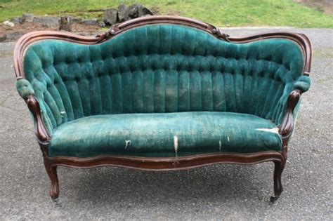 old sofa sale victorian antique parlor couch sofa very old 1800s