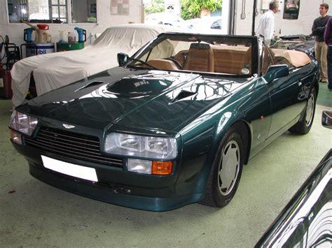 aston martin zagato black 1988 aston martin v8 vantage zagato volante supercars net