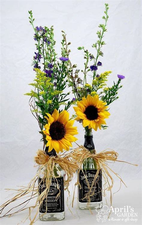 sunflower arrangements ideas affordable wedding centerpieces original ideas tips diys
