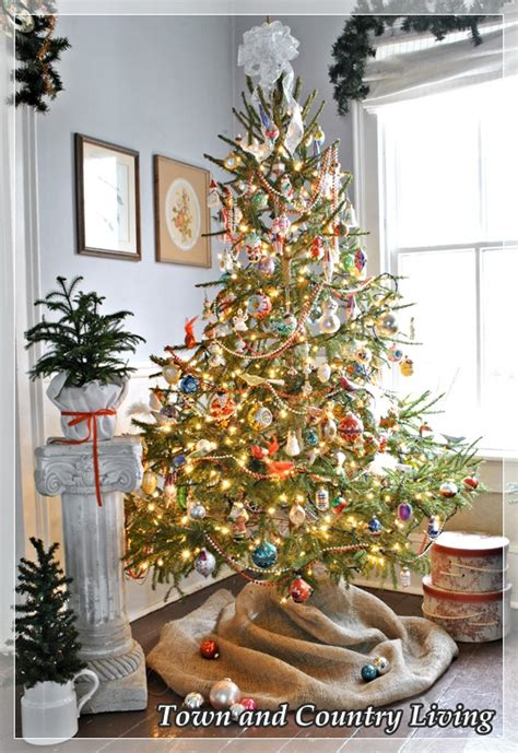 country style tree skirts free magazine simply shabbilicious town
