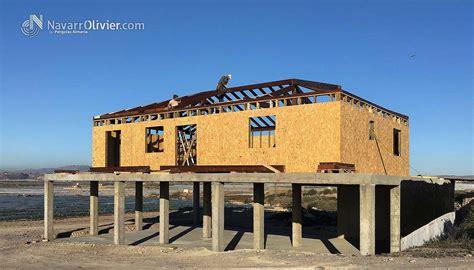 casas de madera almeria vivienda las herrer 237 as construcci 243 n entramado ligero