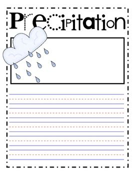 Pictures Water Cycle Writing Activity - water cycle writing book by lohren nolan teachers pay