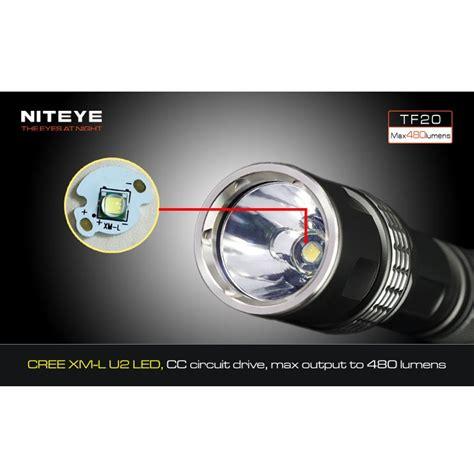 Niteye Msa10 Senter Led Cree Xm L U2 160 Lumens niteye tf20 senter led cree xm l u2 480 lumens black jakartanotebook