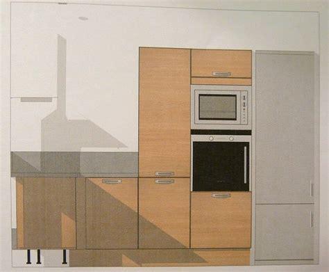 armoire cuisine pour four encastrable meuble cuisine frigo four