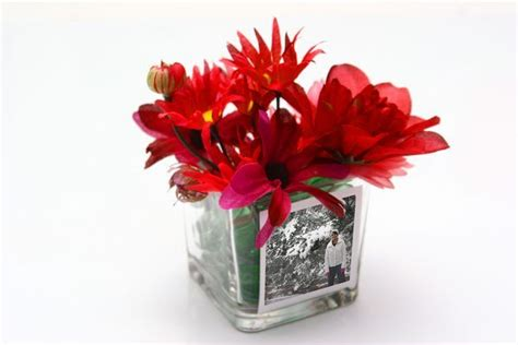 homemade 90th birthday favors centerpieces 90th