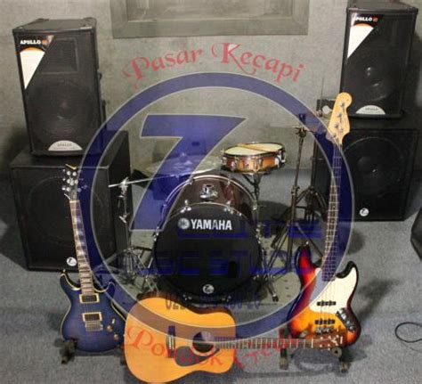 Harga Gitar Yamaha 115 sewa sound system alat musik area jakarta dan bekasi