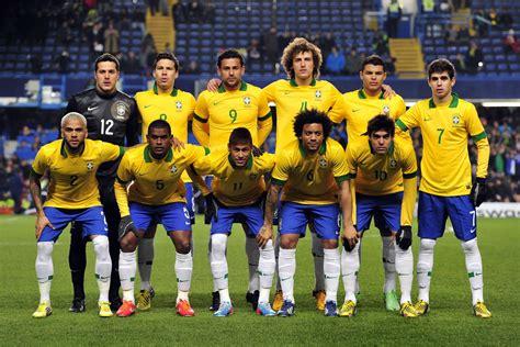 kora2014 كورة the brazil soccer team 2013