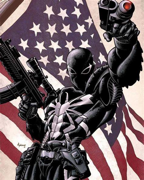 Cctv Venom uknitedcomics quot venom aka flash thompson during the siege of asgard mac gargan is