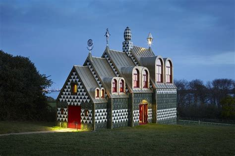create a house eccentric house from grayson perry quot a house for essex quot