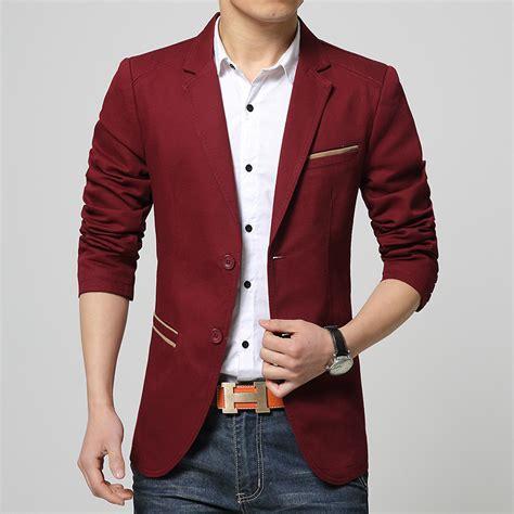 Style Korean Single Button Blazer 2015 new arrival high fashion blazer slim fit solid single button modern suits korean style