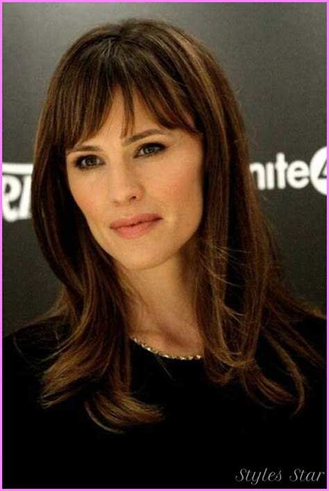 celebrity haircuts bangs celebrity haircuts with bangs 2017 stylesstar com