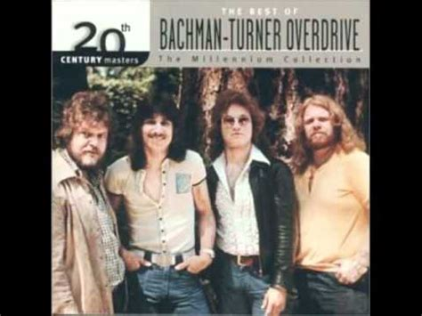 bachman turner overdrive takin care of business letra traducida bachman turner overdrive takin care of