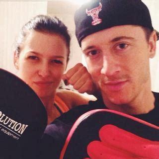 anna lewandowska i robert lewandowski wywiad anna i robert lewandowscy trenowali karate super express