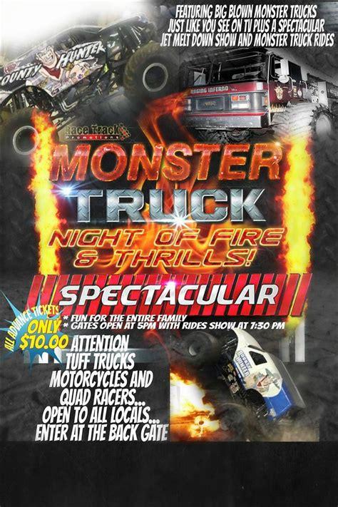 victorville monster truck monster truck night of thrills victorville ca tickets