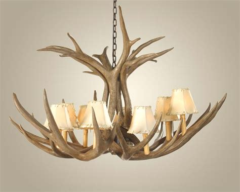 How To Build Antler Chandelier How To Make A Deer Antler Chandelier Free Build Antler