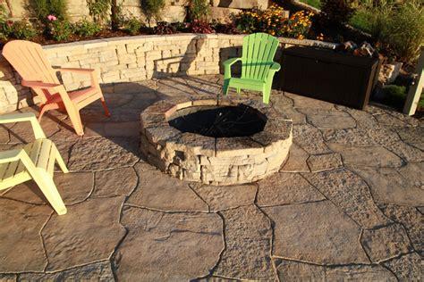 rosetta belvedere pit outdoor living benson co rockford il