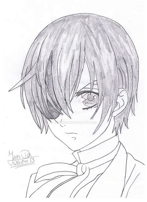 Ceil And by Ciel Phantomhive Black Butler By Lpcc1011 On Deviantart